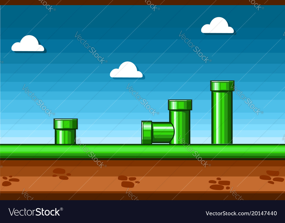 Old device display classic arcade style vector image