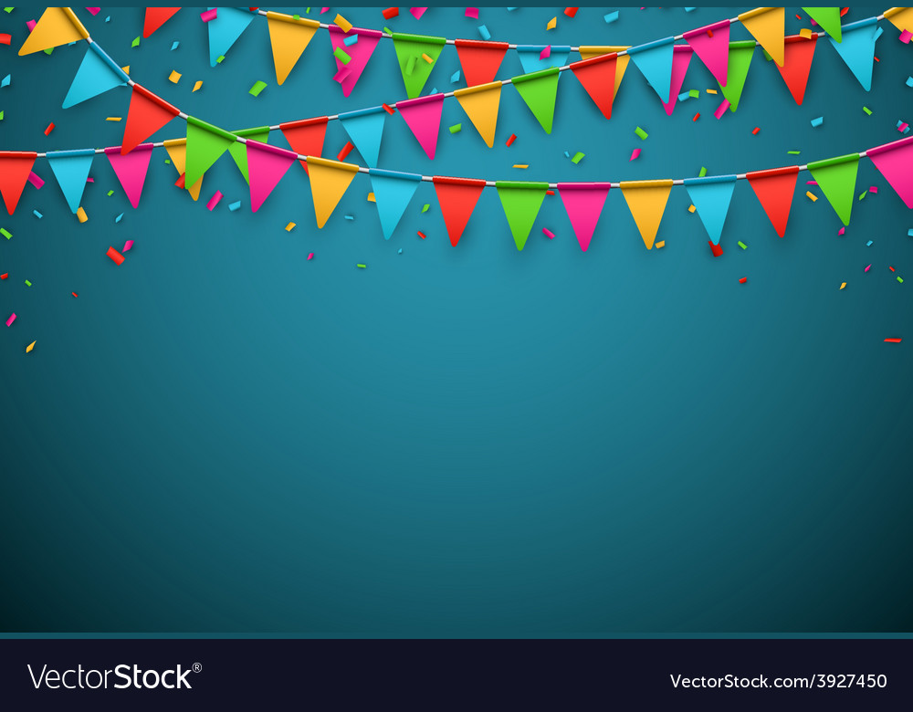 celebration background image party celebration background royalty free vector image 7811
