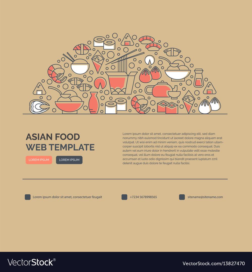 Sushi web templates