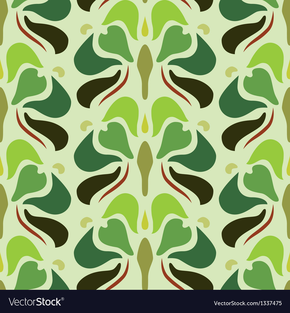 Art deco seamless pattern