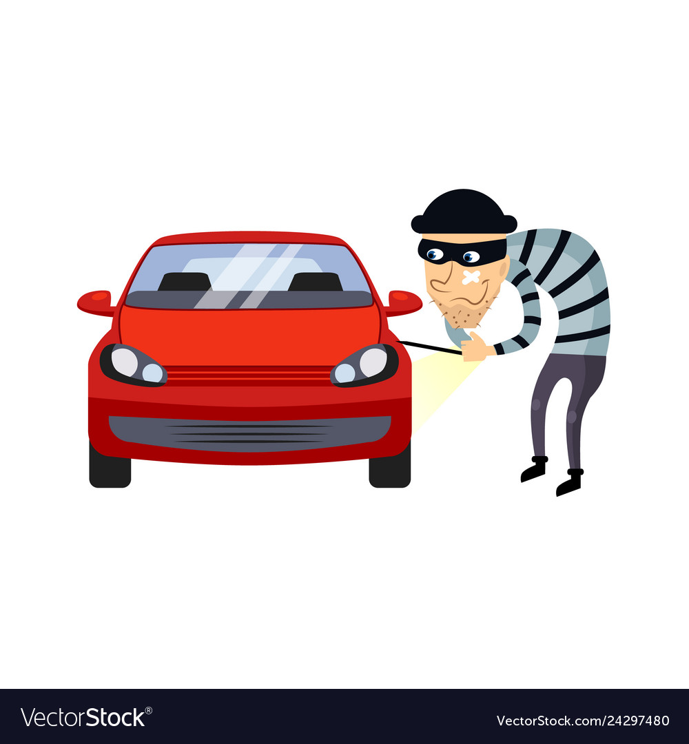 Car insurance and theft
