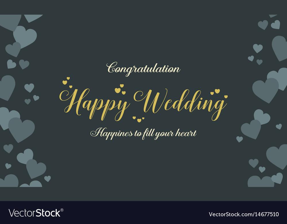 Background Wedding Card Style Design
