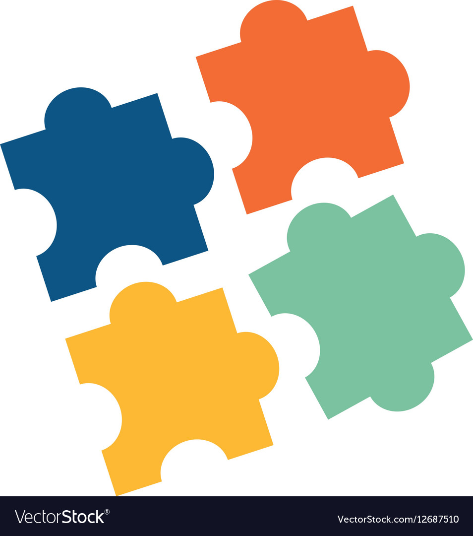 Puzzle game pieces