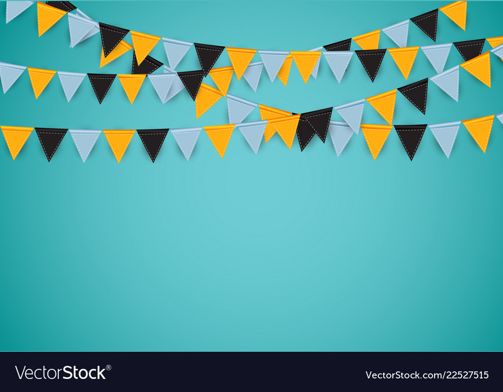 Halloween party background template