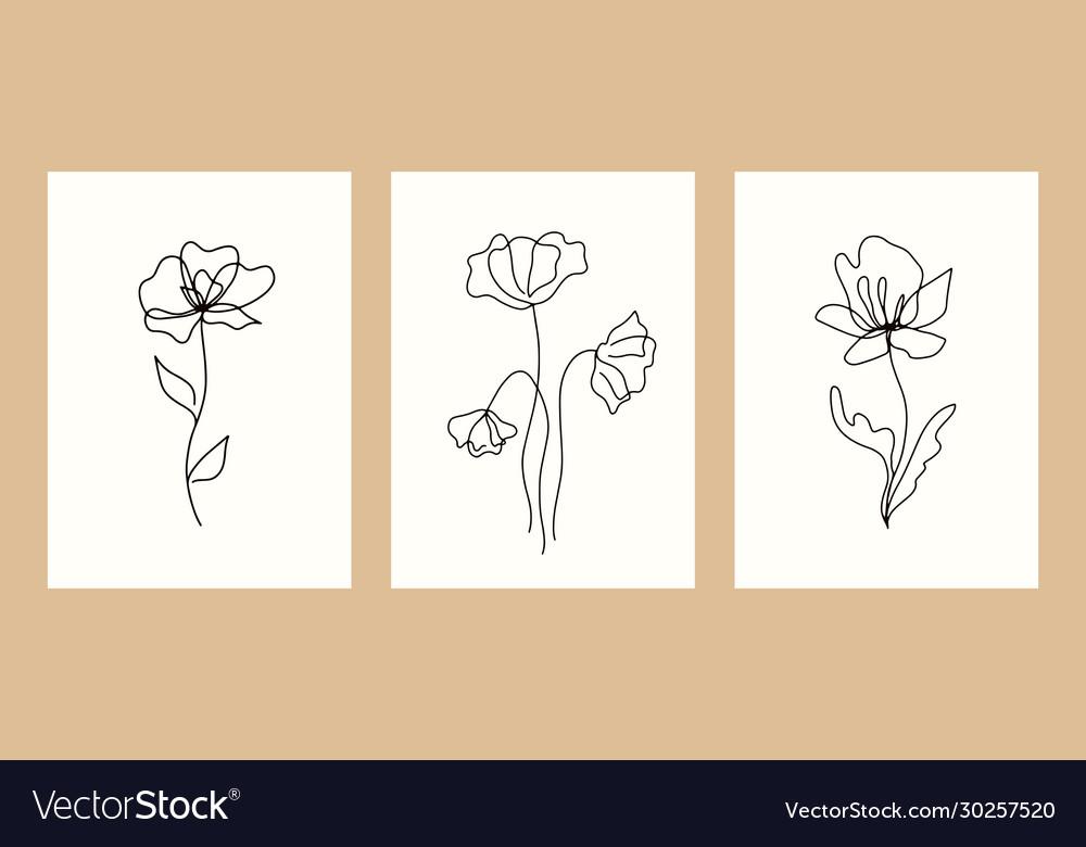 Design templates botanical