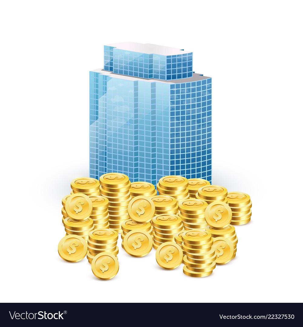 Financial real estate