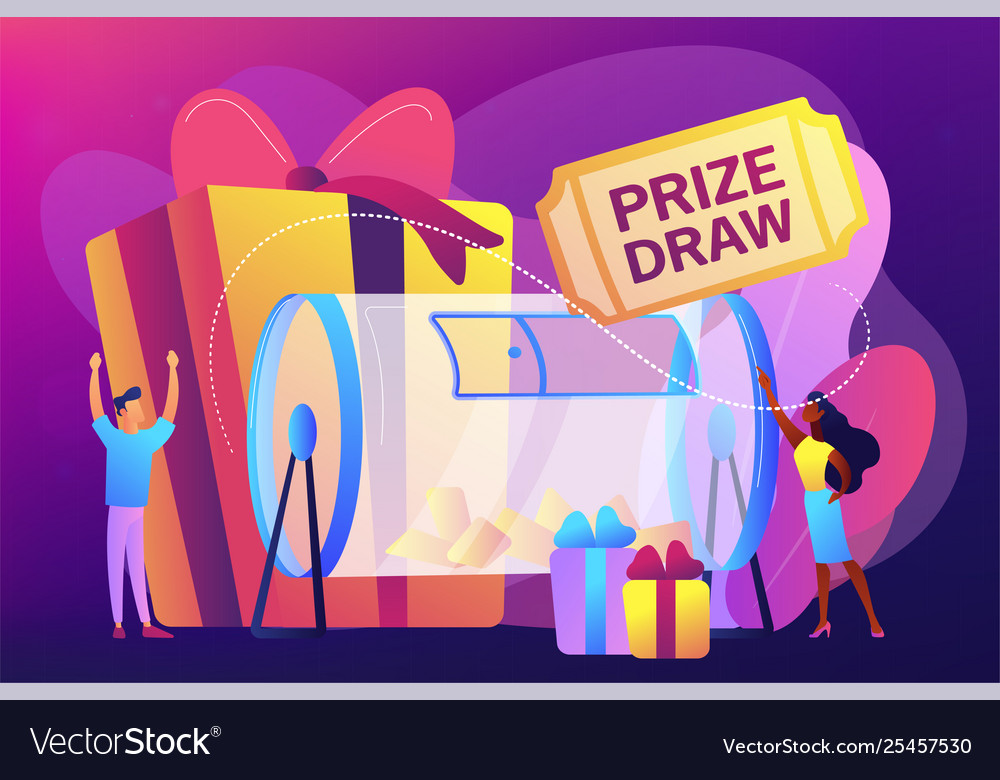 Prize draw concept