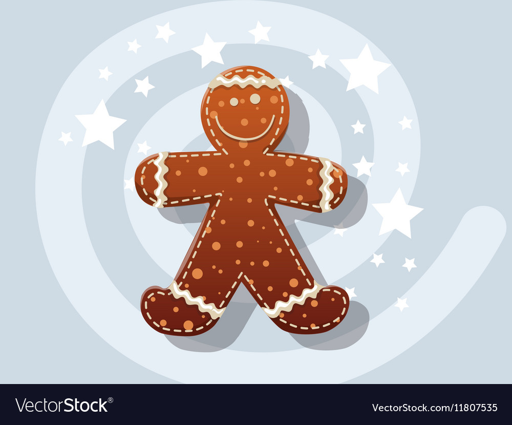 Gingerbread Cookie icon christmas