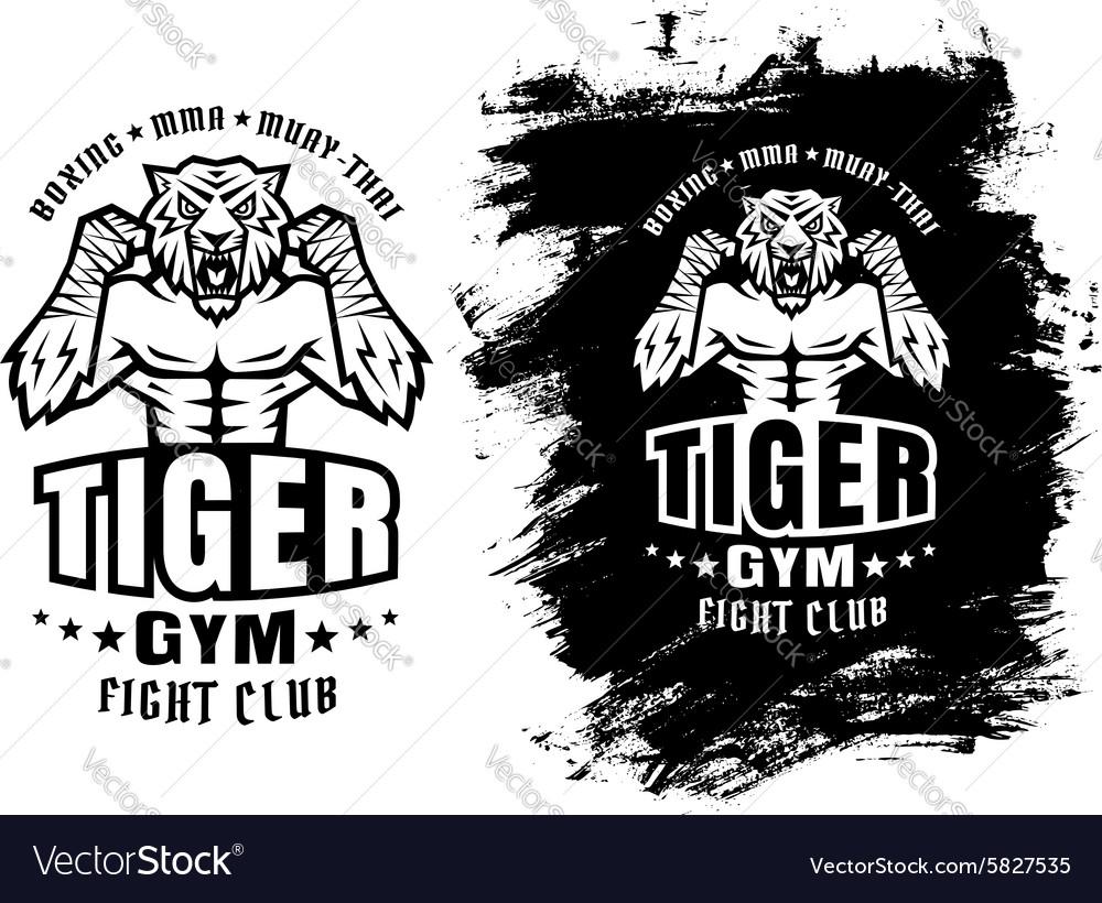 Tiger gym ink