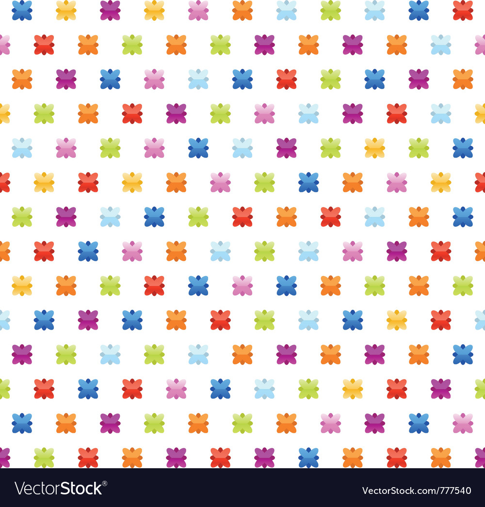 Seamless background pattern with stars