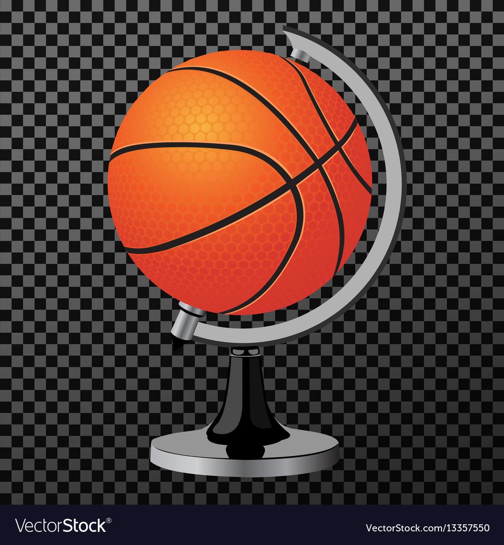 Ball a creative concept clean modern