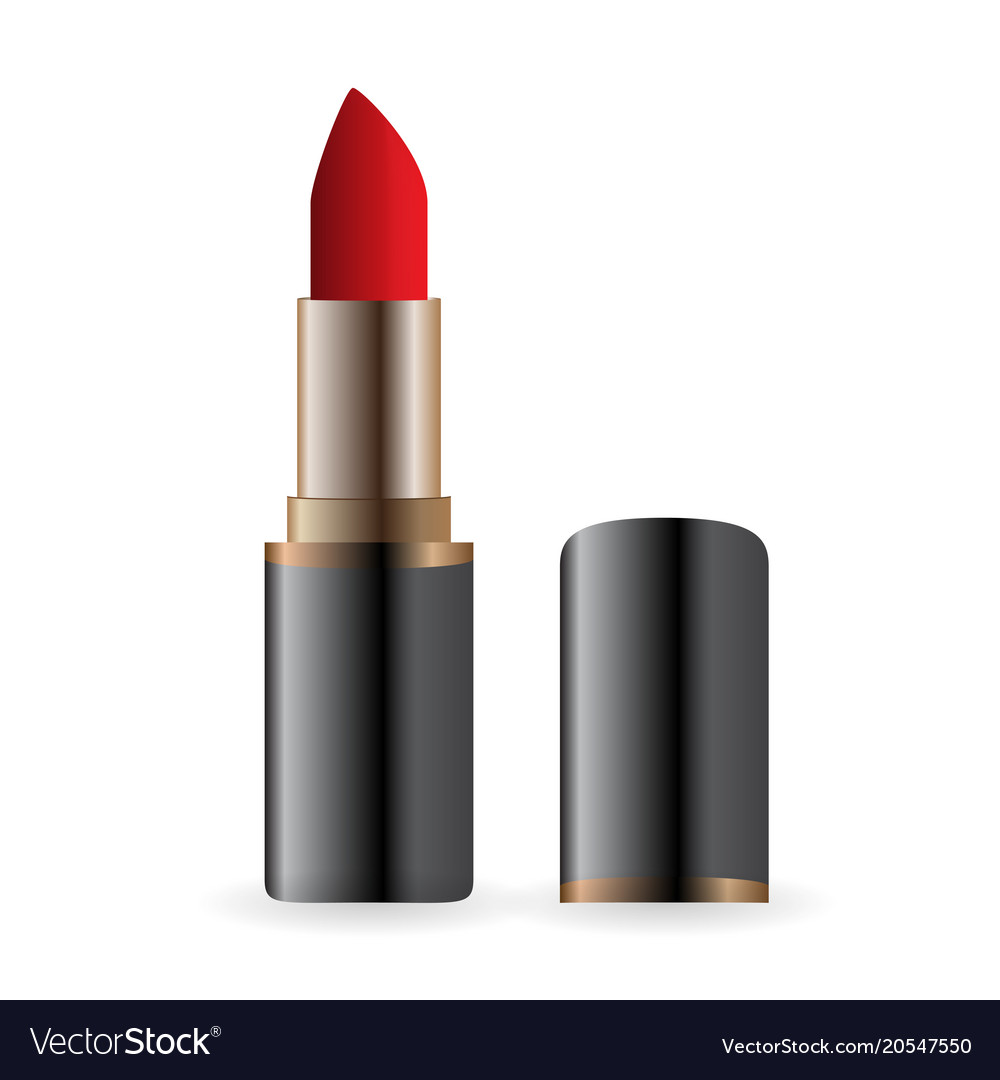 Advertising Lipstick Example Image Bright For Red