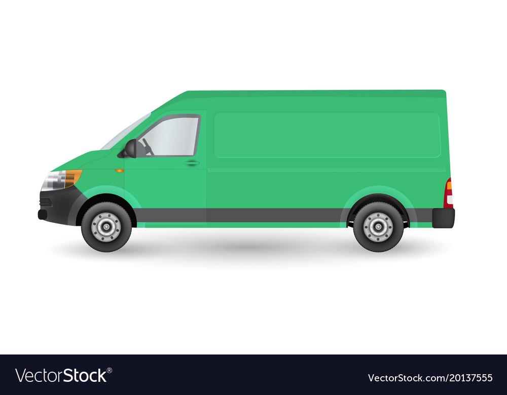 Van side