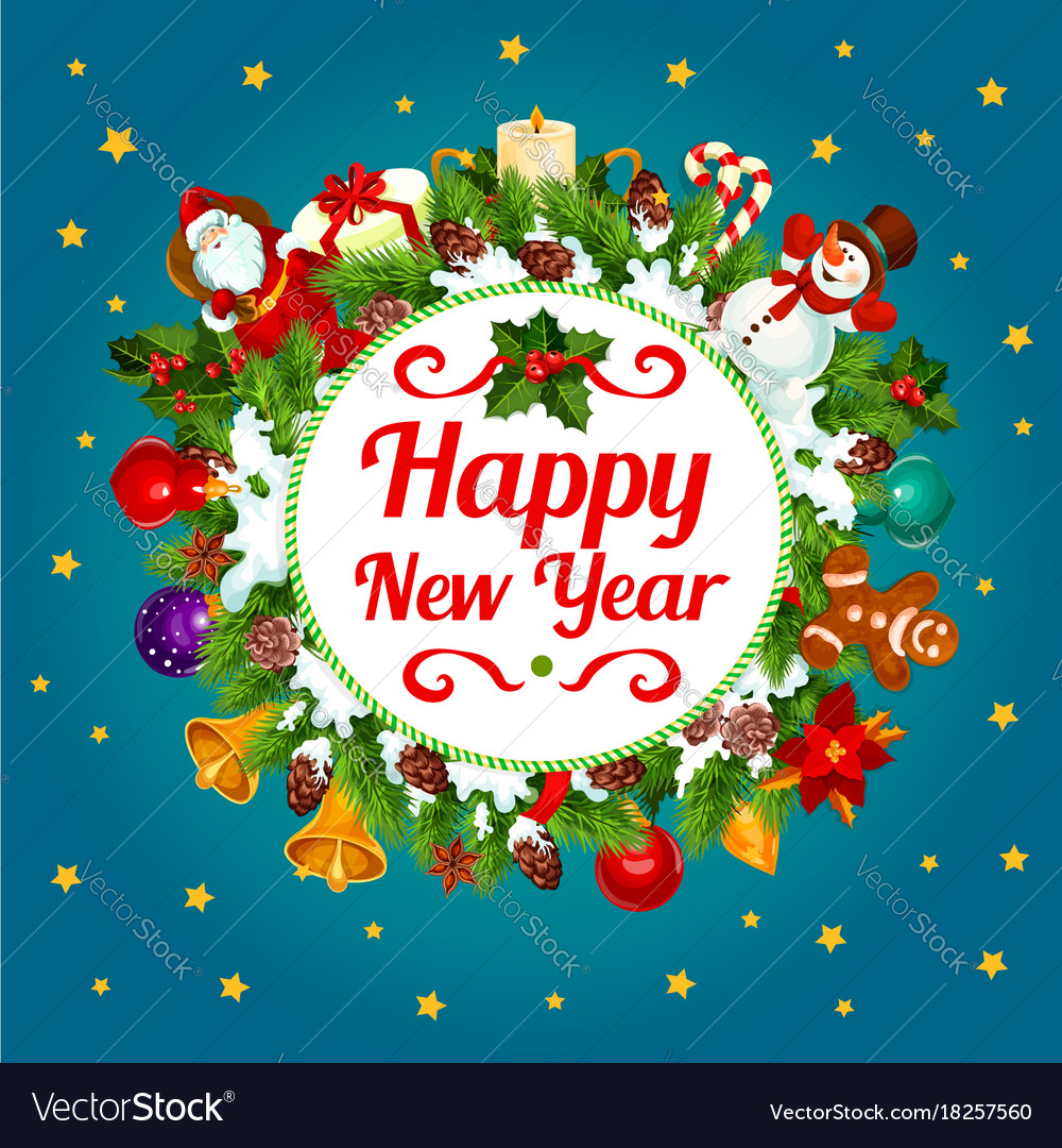 Happy New Year Cards 2