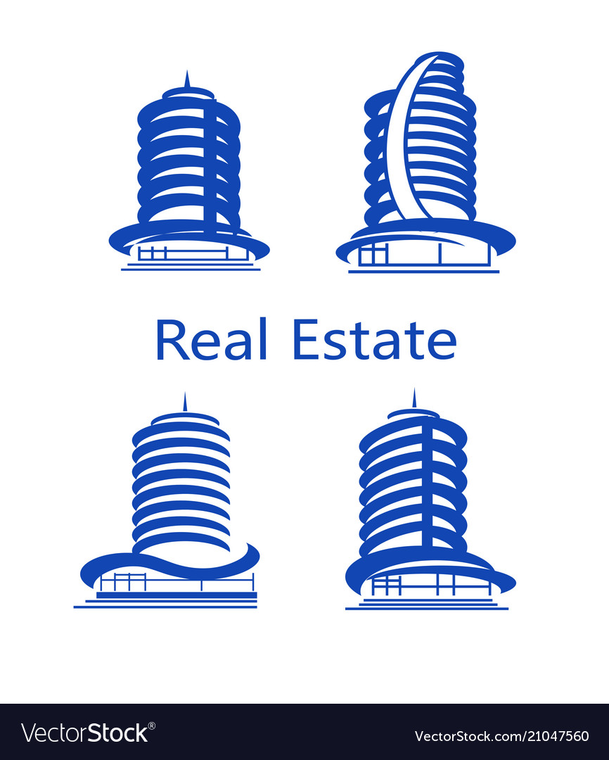 Icons for real estate construction i