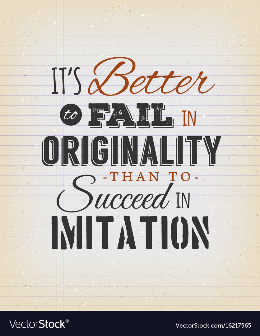 Motivational Quotes For School Motivational quote on vintage school paper Vector Image Motivational Quotes For School