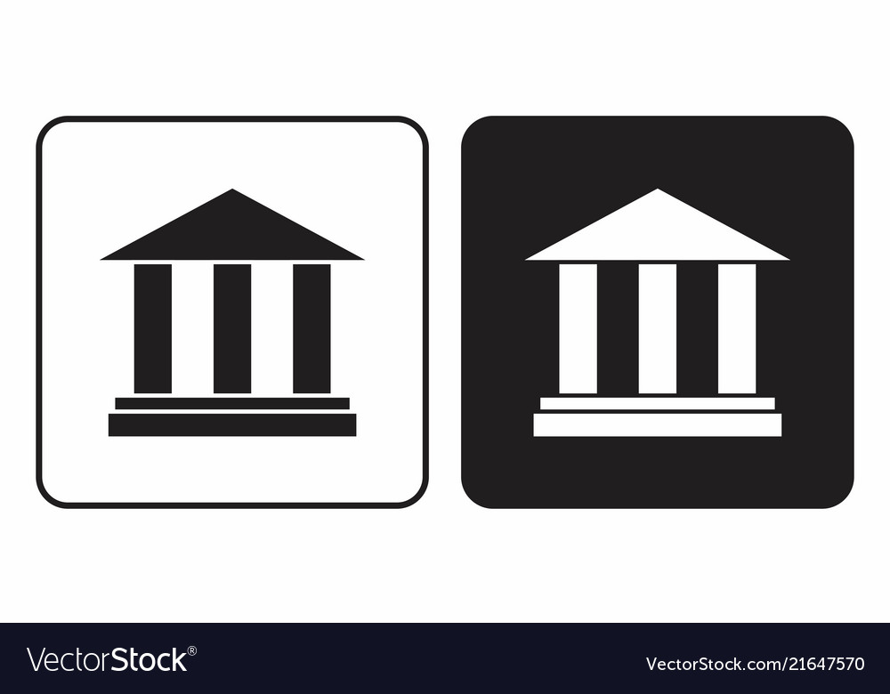 Classic architecture icons