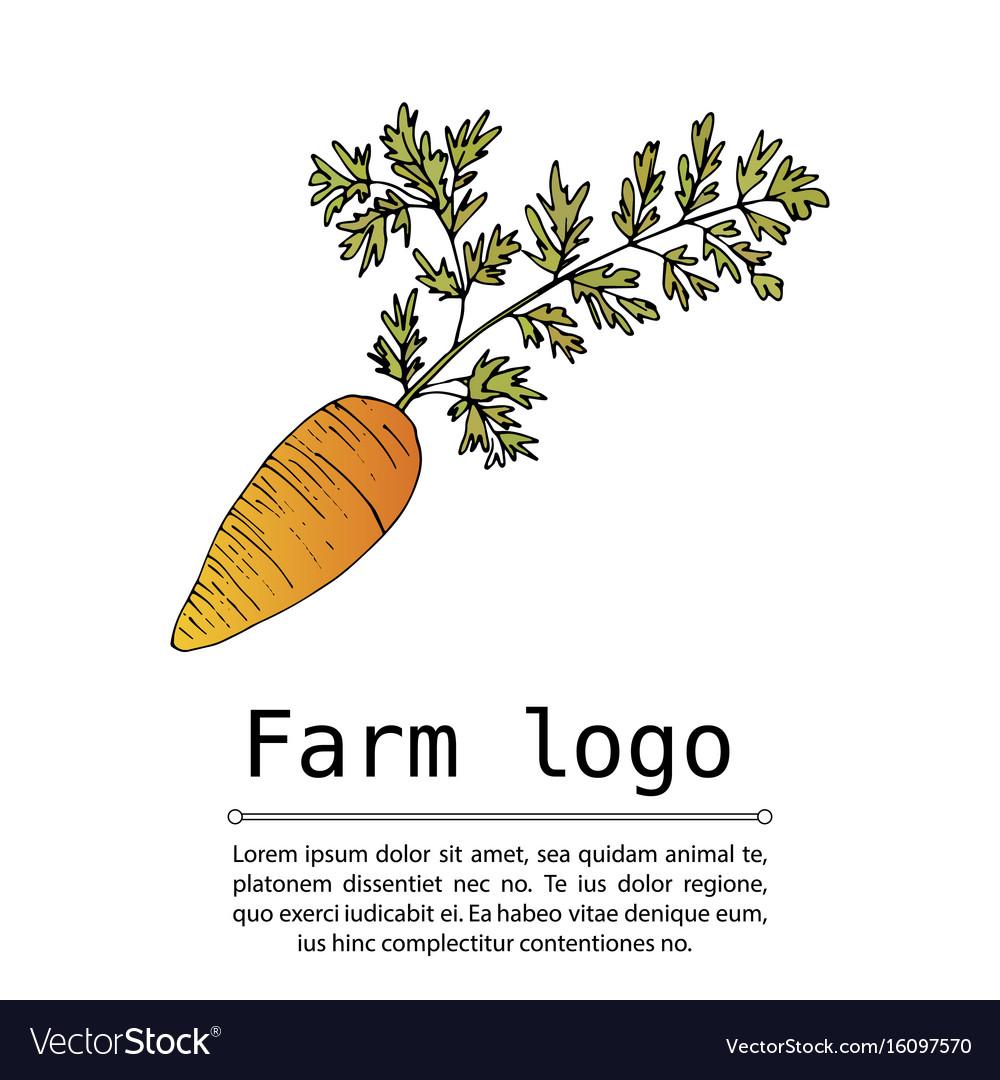 Handdrawn doodle logo