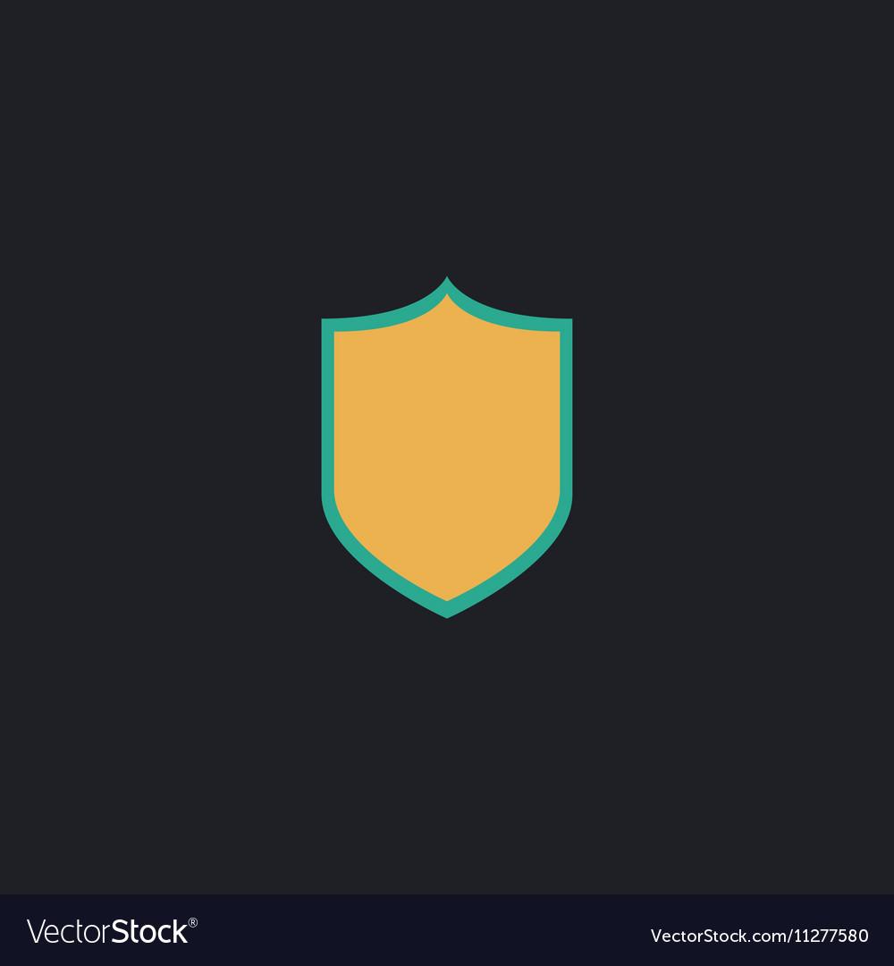 Shield computer symbol
