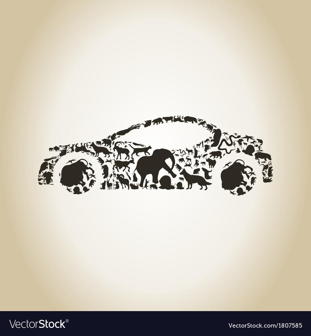 Car an animal