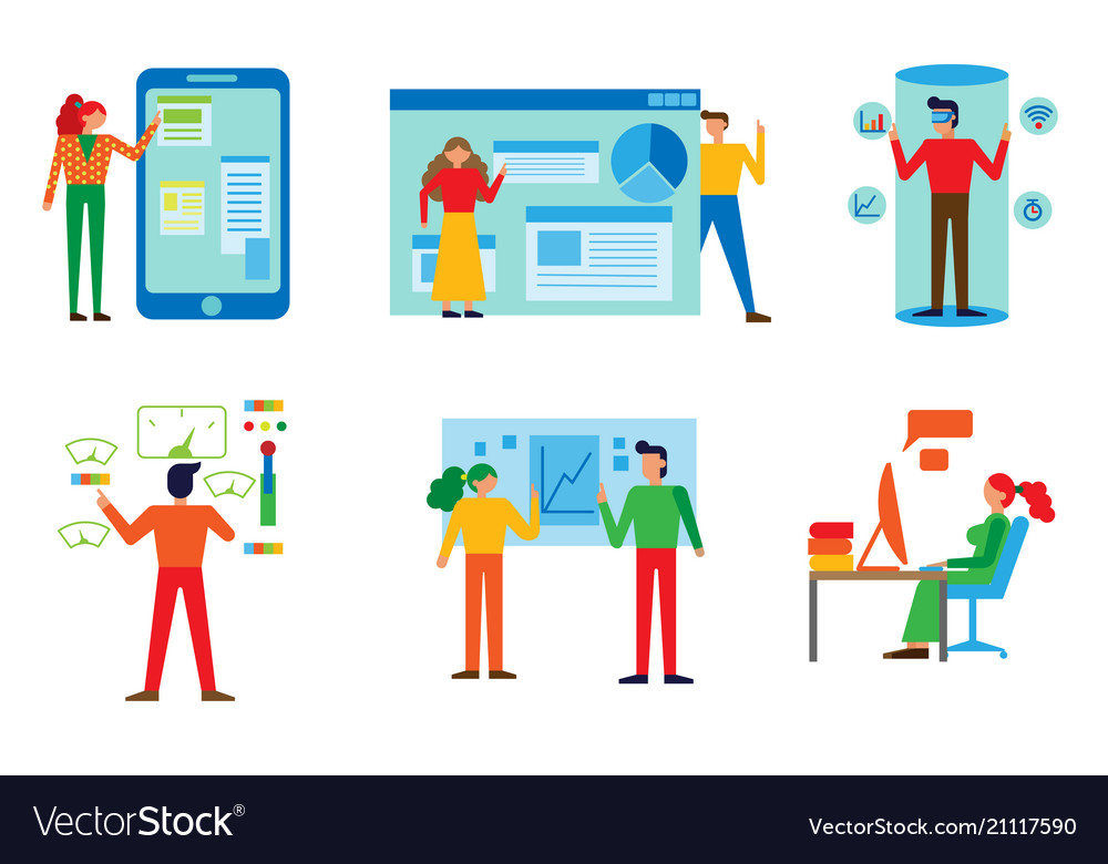 Office concept business people