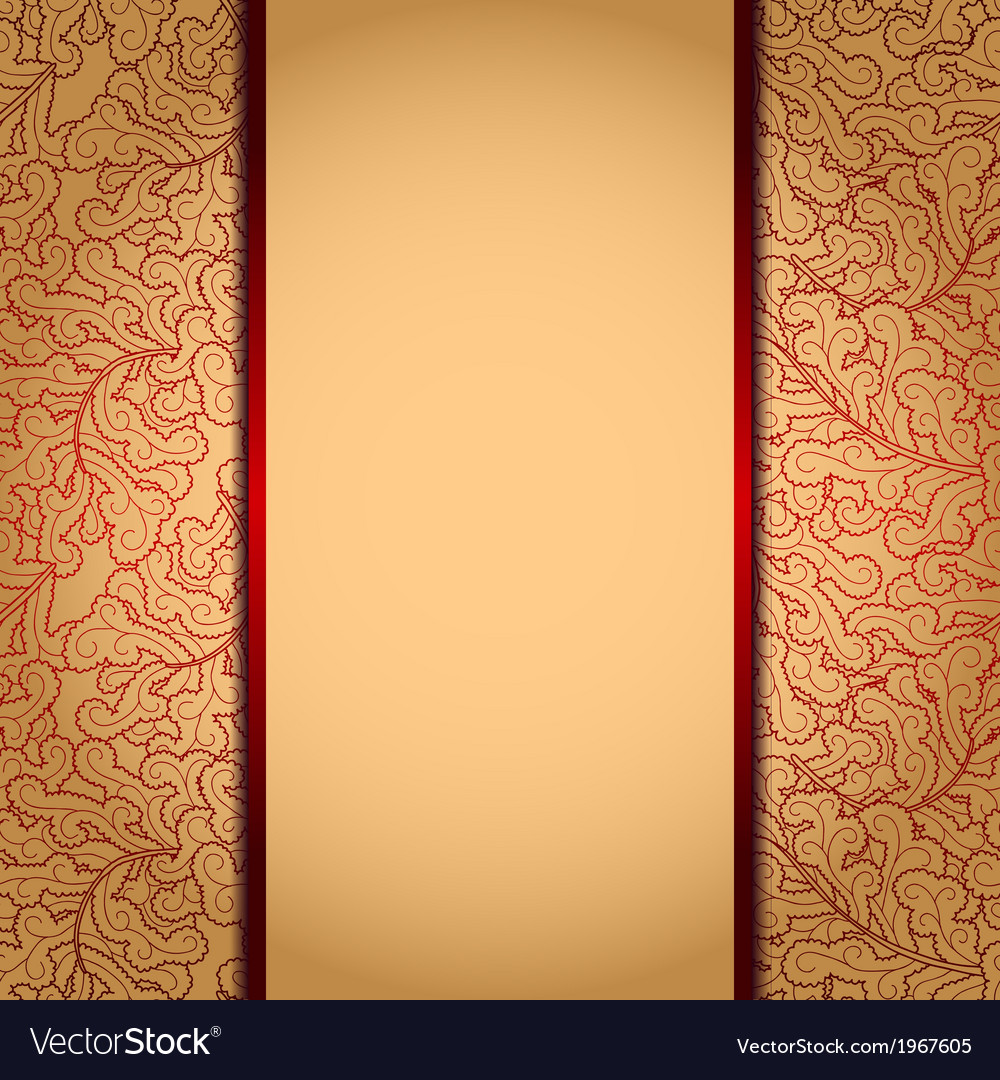 elegant gold background royalty free vector image