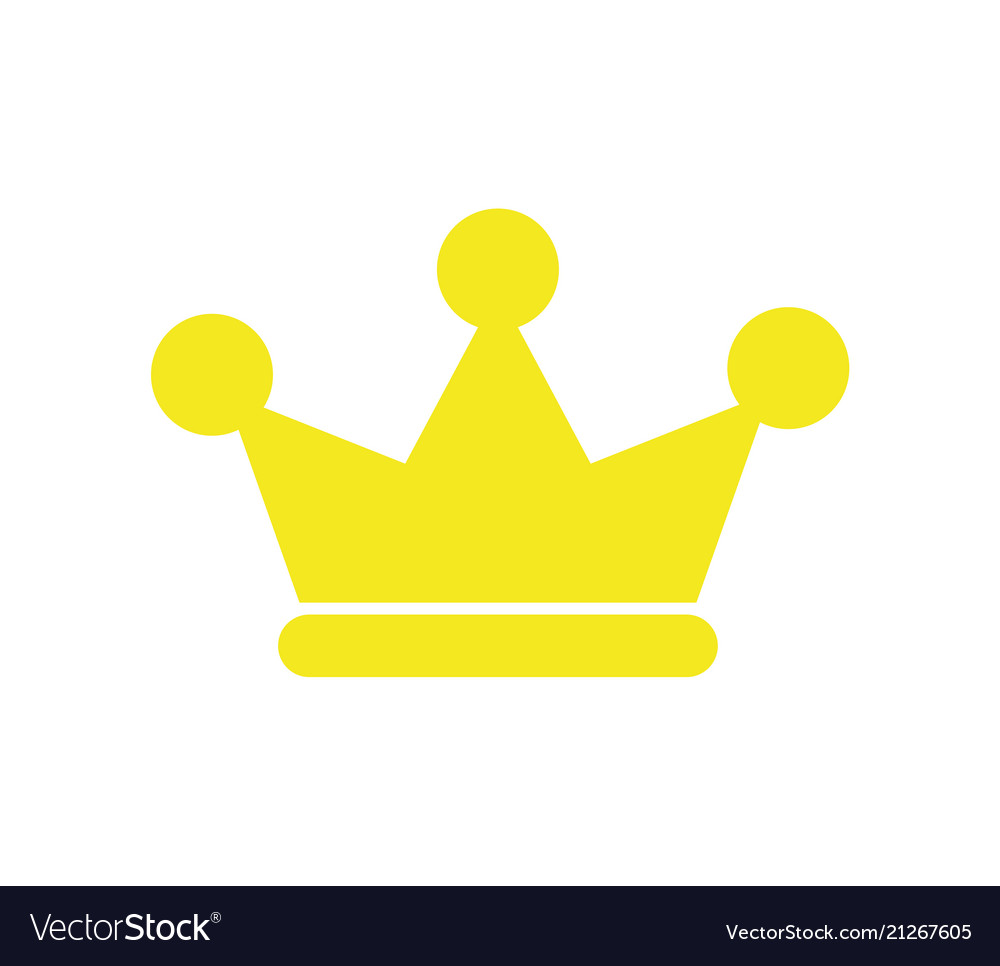 Princess party crown poster