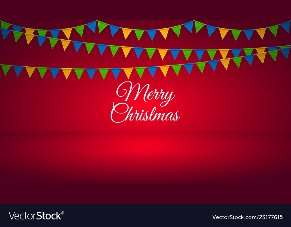 Bright holiday background