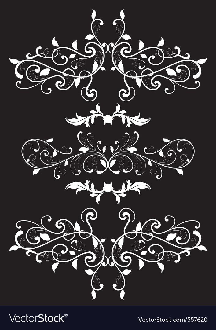 Swirl pattern