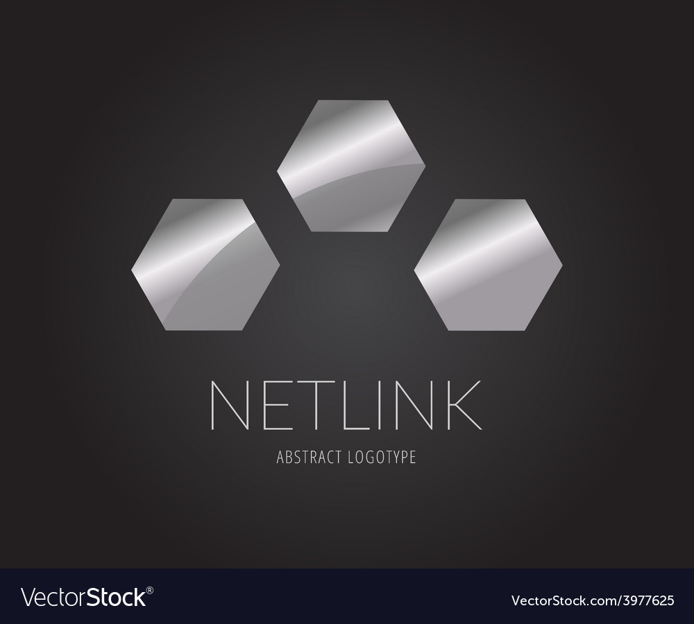 Abstract logo template for branding and