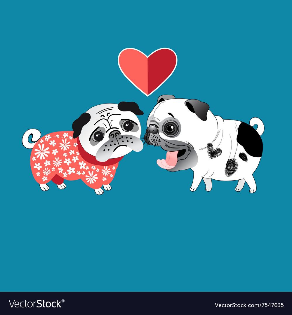 Love dogs pugs beautiful