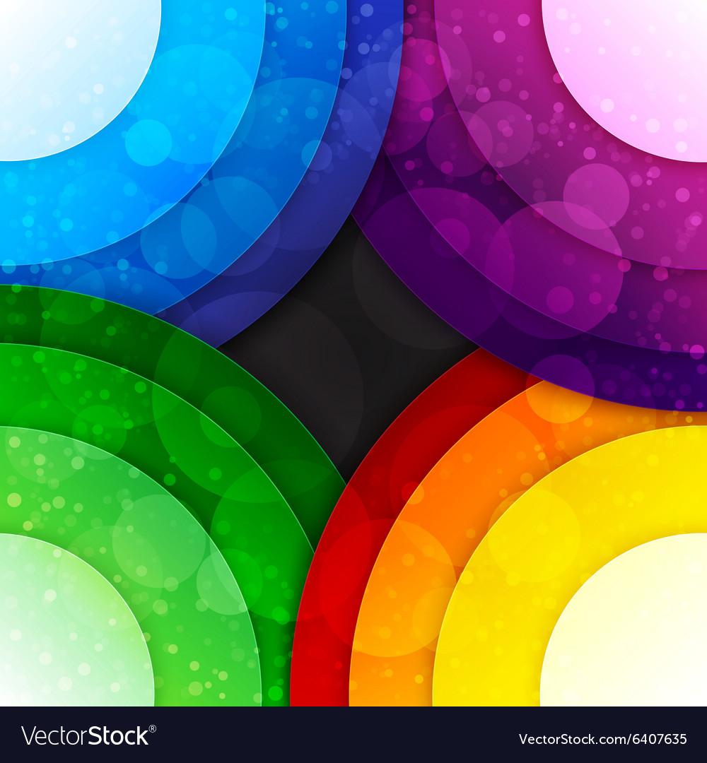 Rainbow Transparent Paper