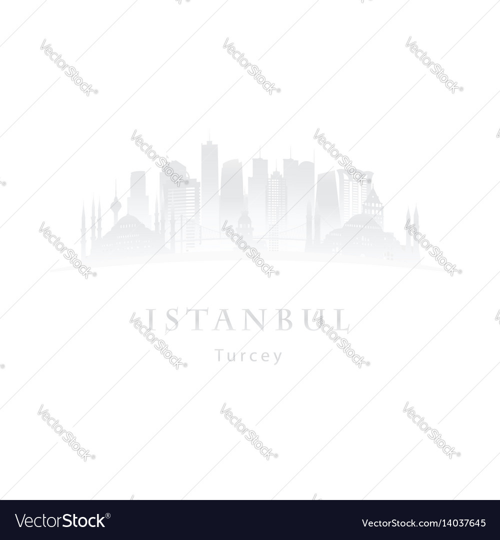 Istanbul in the mist logo