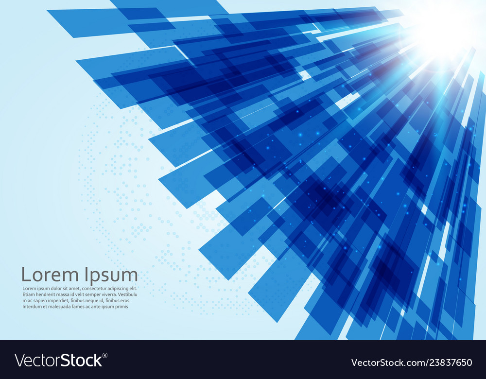 Abstract technology lines background eps 10