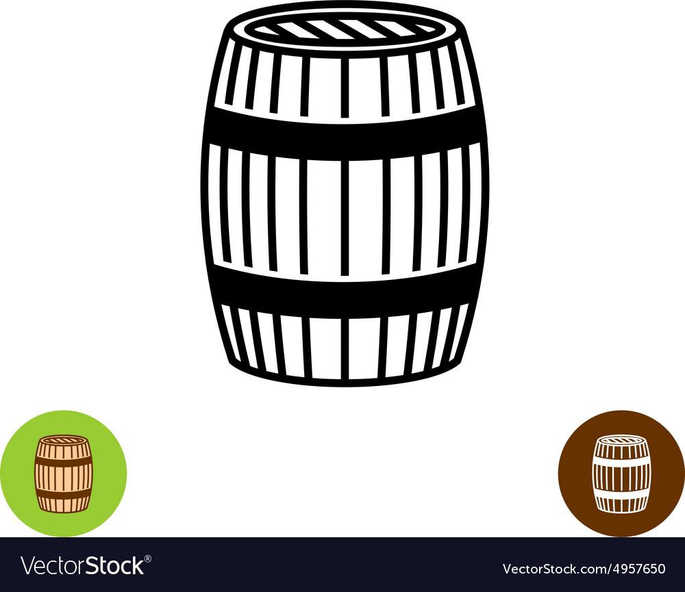 Barrel symbol