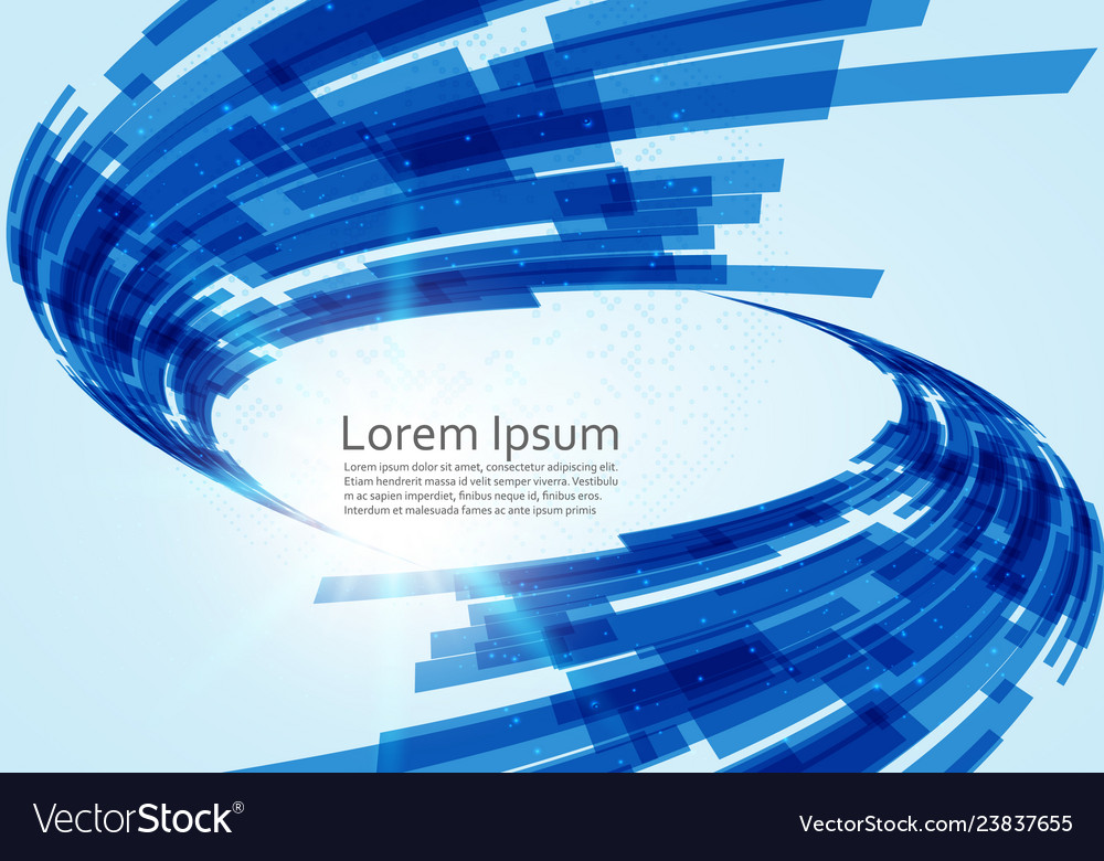 Abstract technology lines background background