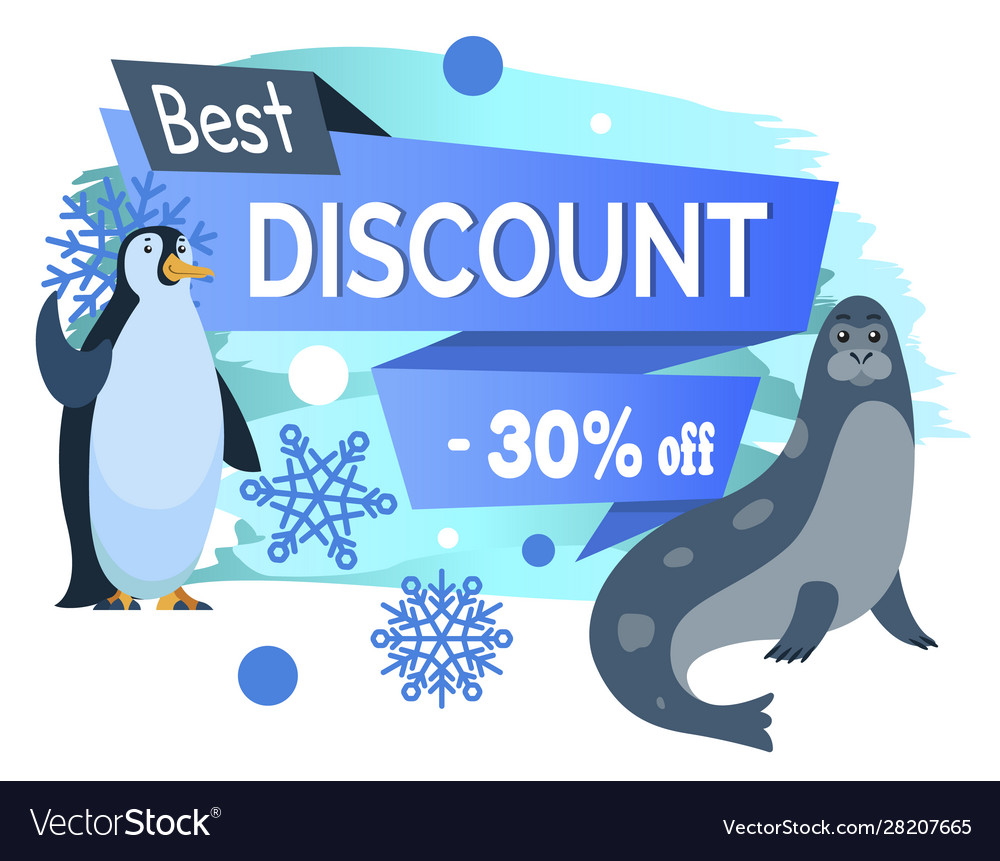 Best winter discount sea calf and emperor penguin
