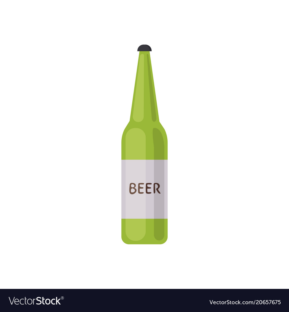 Design alcohol bottle in