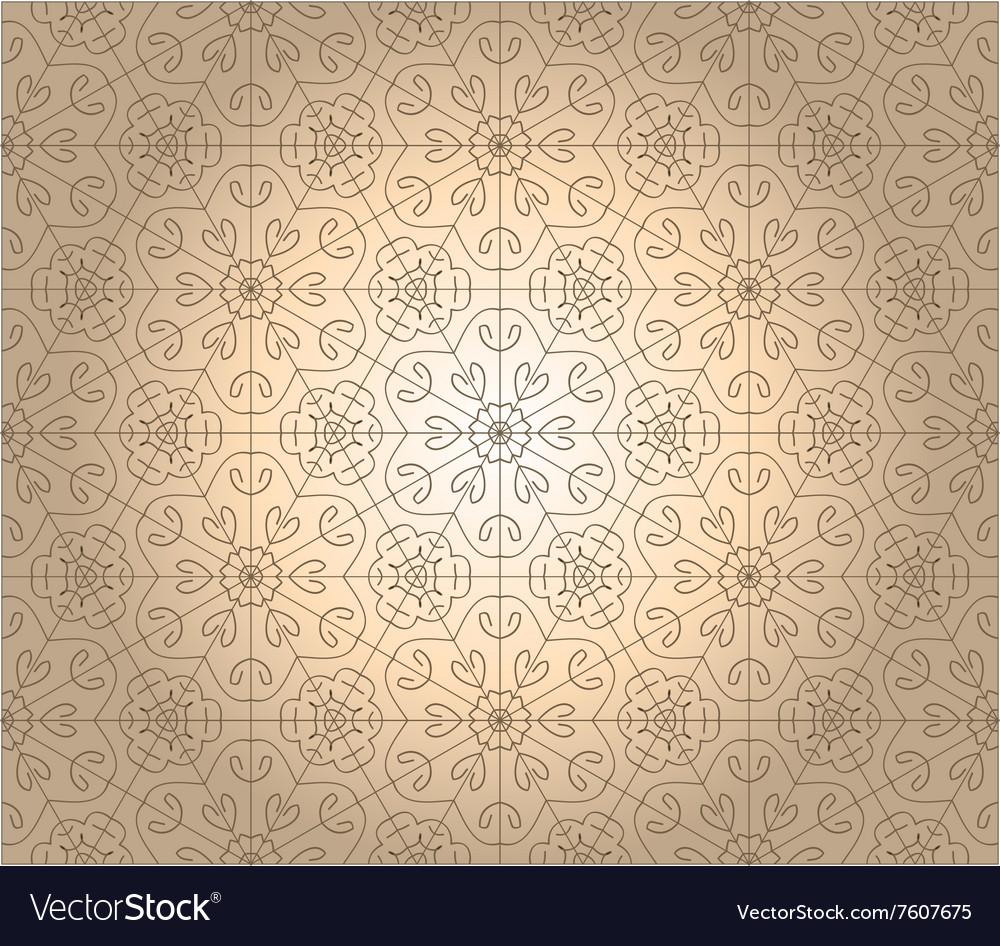 Seamless background shining beige