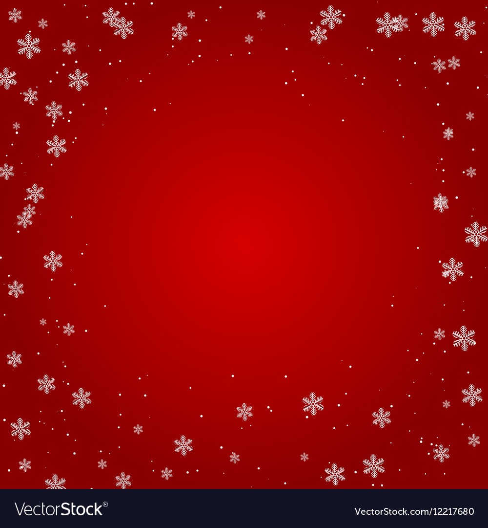 red christmas background royalty free vector image