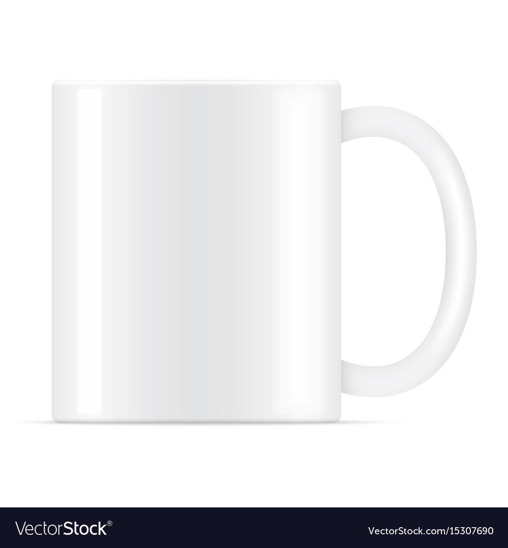 Coffee Mug Royalty Free Vector Image