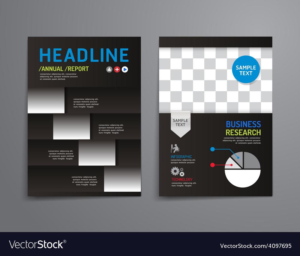 Brochure flyer magazine cover booklet poster desig