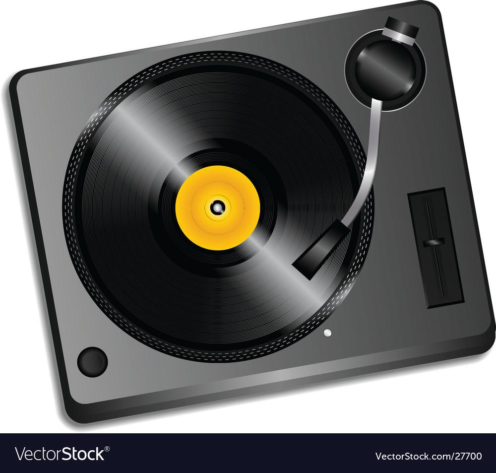 3d record deck