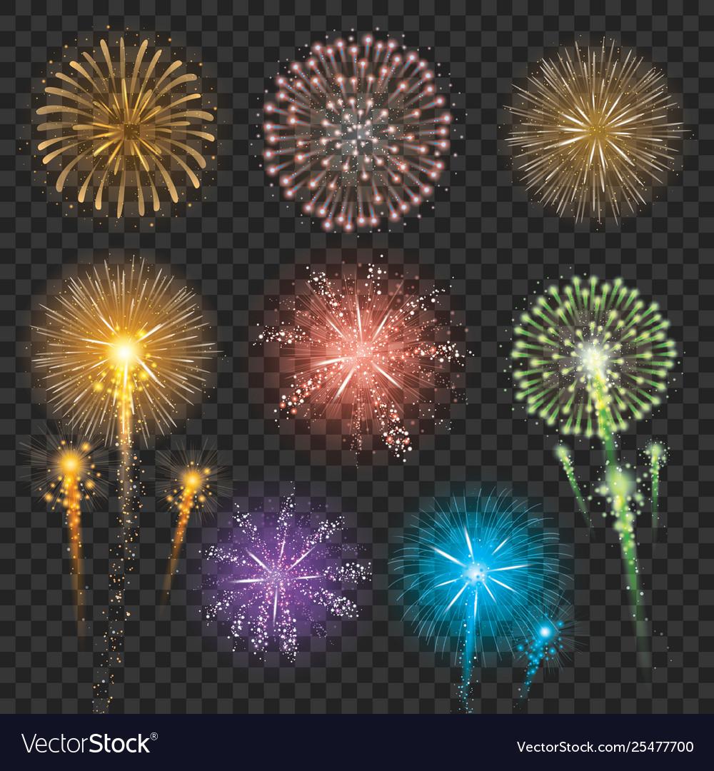 Set firework