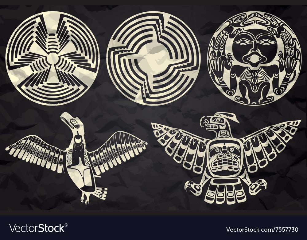 North America and Canada native art