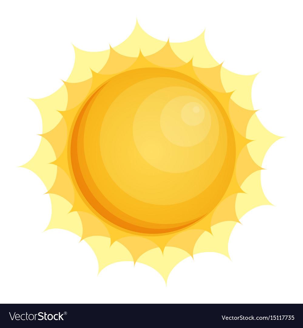 Sun icon sun icon eps10 sun icon flat