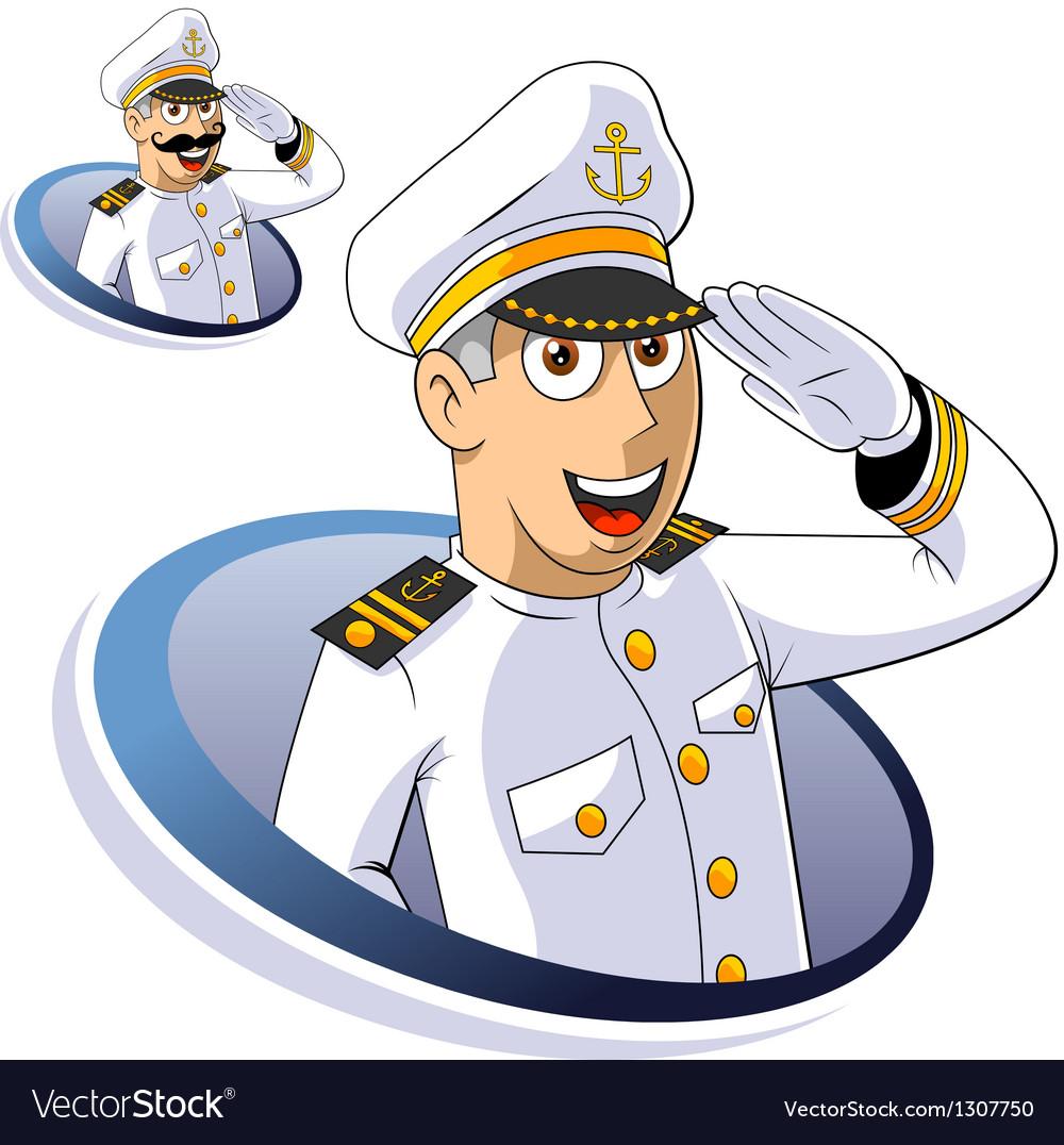 Капитан в картинках для детей