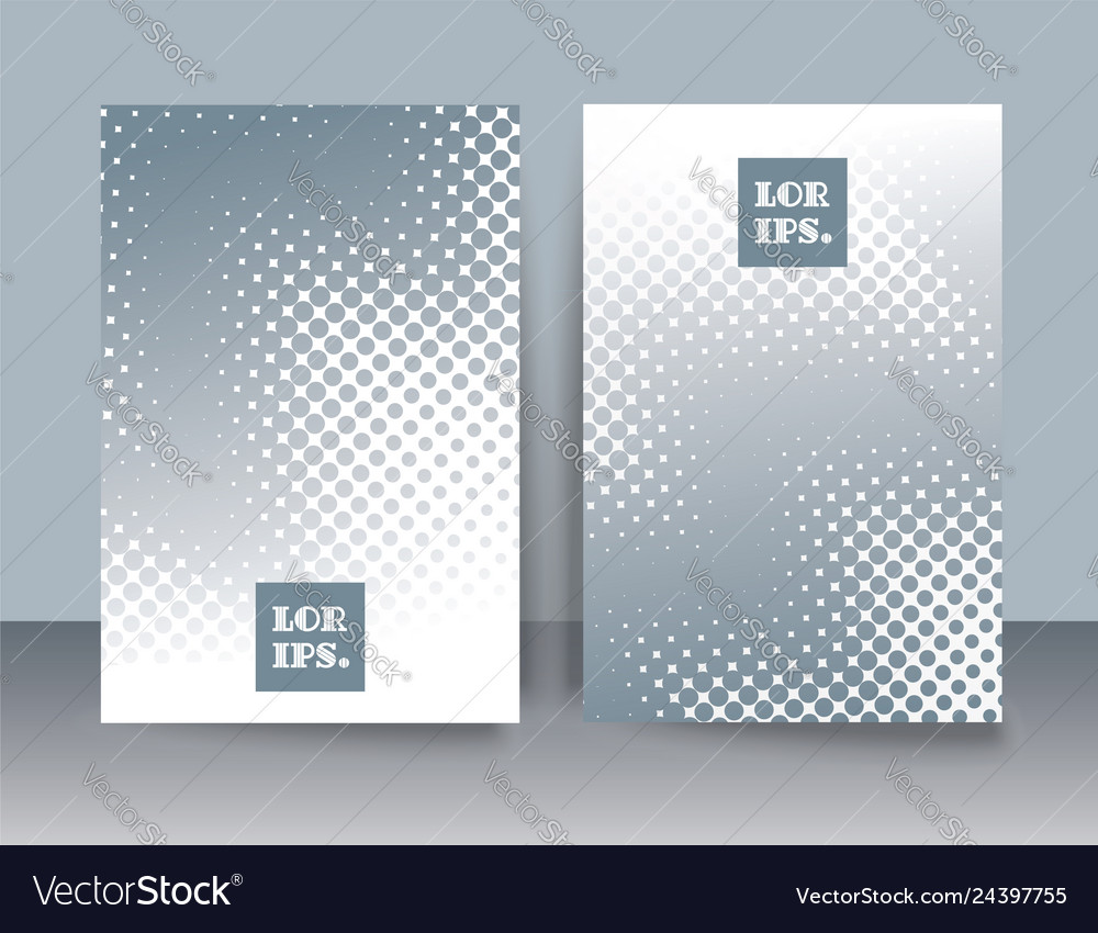 Abstract creative concept art style blank layout
