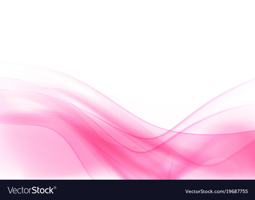 Curve and blend light pink abstract background 005