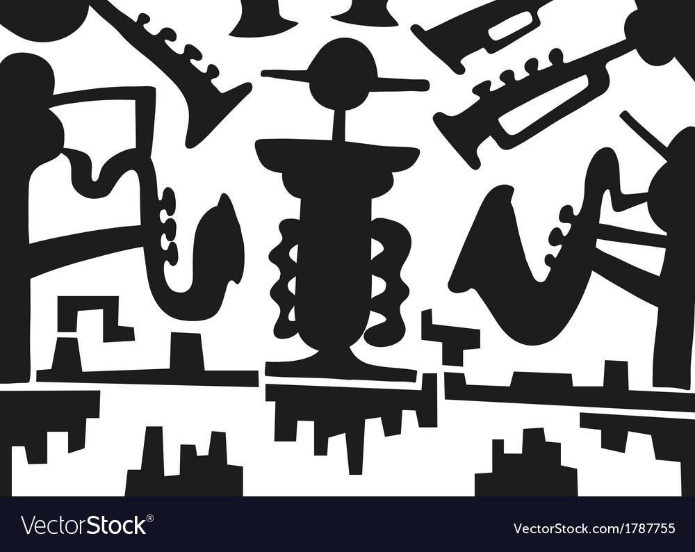 Jazz musicians -doodles